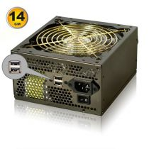 Advance Alimentation PC - EP-600WTP - 600W