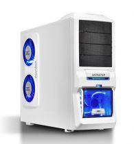 Advance boitier Monster Polar Blanc 8013W30