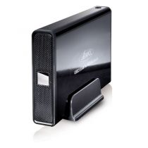 """Advance BX-306BK - Boîtier externe 3.5\"""" Quick Disk USB 2.0"""