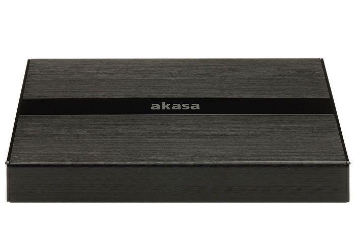 "Akasa AK-NR2SU3-BK Boîtier externe 2.5\"" Noir Max"