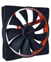 Alpenföhn Ventilateur Wing Boost Plus PWM 140 mm Orange