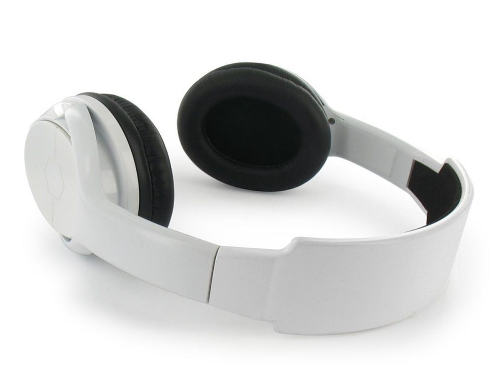 Beewi Casque audio Bluetooth Blanc BBH100-A1