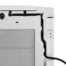 BITFENIX BOITIER PC COLOSSUS BLANC (LED ROUGE/BLEU)
