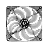 BITFENIX SPECTRE VENTILATEUR LED ORANGE 140 mm NOIR