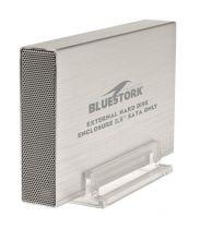 """Bluestork BS-EHD-35/SU30 - Boîtier disque dur 3,5\"""" SATA / IDE USB 3.0"""