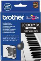 BROTHER - Cartouche haute capacité LC1000HYBK Noir
