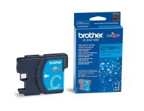 BROTHER - Cartouche haute capacité LC1100HYC Cyan