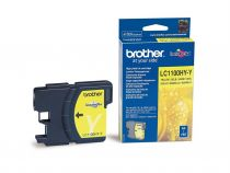 BROTHER - Cartouche haute capacité LC1100HYY Jaune