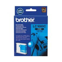 BROTHER - Cartouche LC1000C Cyan