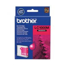 BROTHER - Cartouche LC1000M Magenta