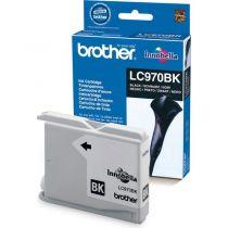 BROTHER - Cartouche LC970BK Noir