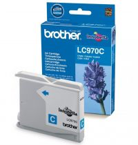 BROTHER - Cartouche LC970C Cyan