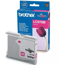 BROTHER - Cartouche LC970M Magenta