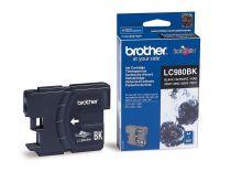 BROTHER - Cartouche LC980BK Noir