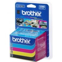 BROTHER - Value Pack LC900VALBP - 4 Couleur