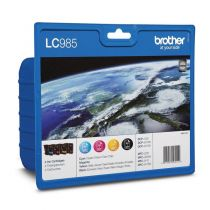 BROTHER - Value Pack LC985VALBP - 4 Couleur