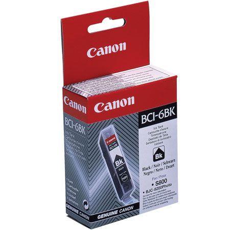 CANON - BCI-6BK Noir