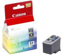 CANON - CL-51 - Cartouche 3 couleurs