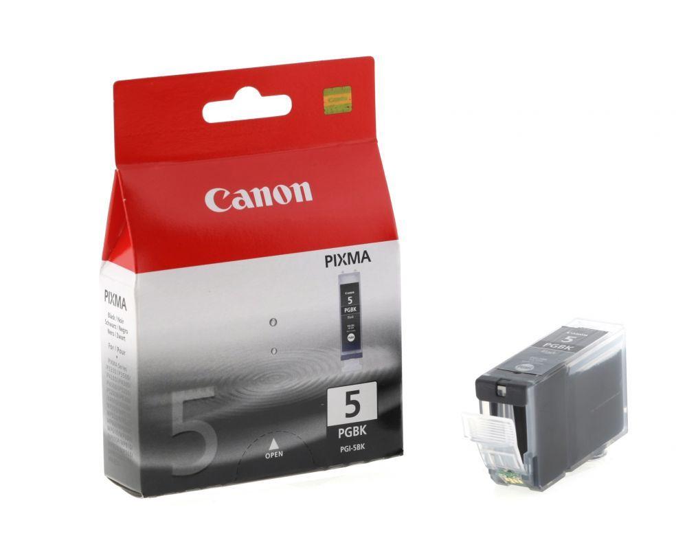 CANON - PGI-5BK Noir