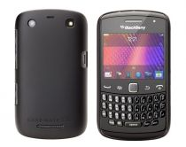 Case-Mate Coque Barely Noire pour BlackBerry 9360 / 9350 / 9370