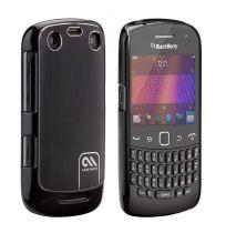 Case-Mate Coque Barely Noire pour BlackBerry 9360