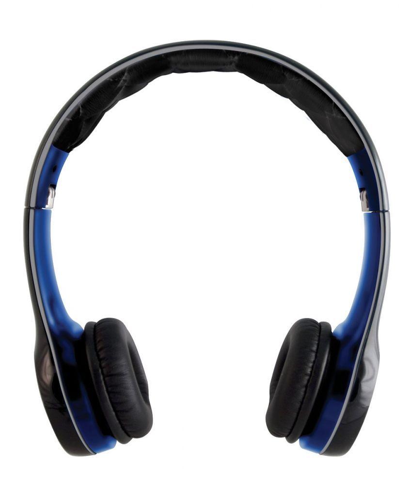 Casque DJ Soul SL100 Bleu