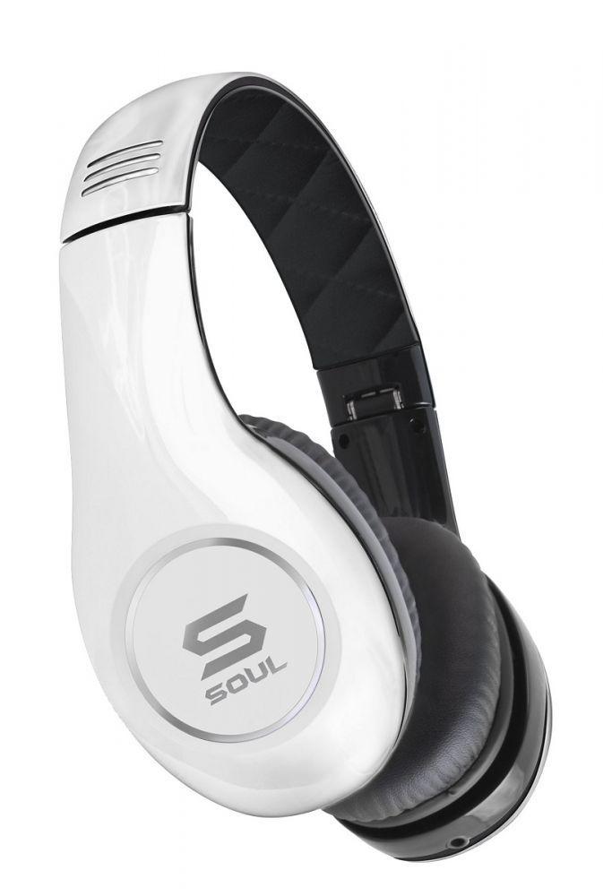 Casque DJ Soul SL150 Blanc