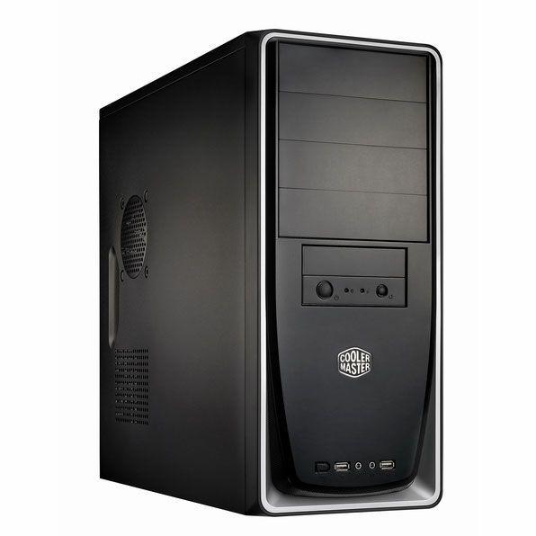 Cooler Master Boitier PC Elite 310 Noir/Silver