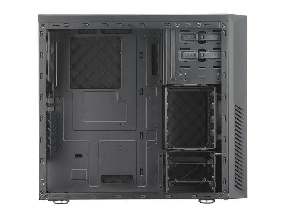 Cooler Master Boitier PC Silencio 550