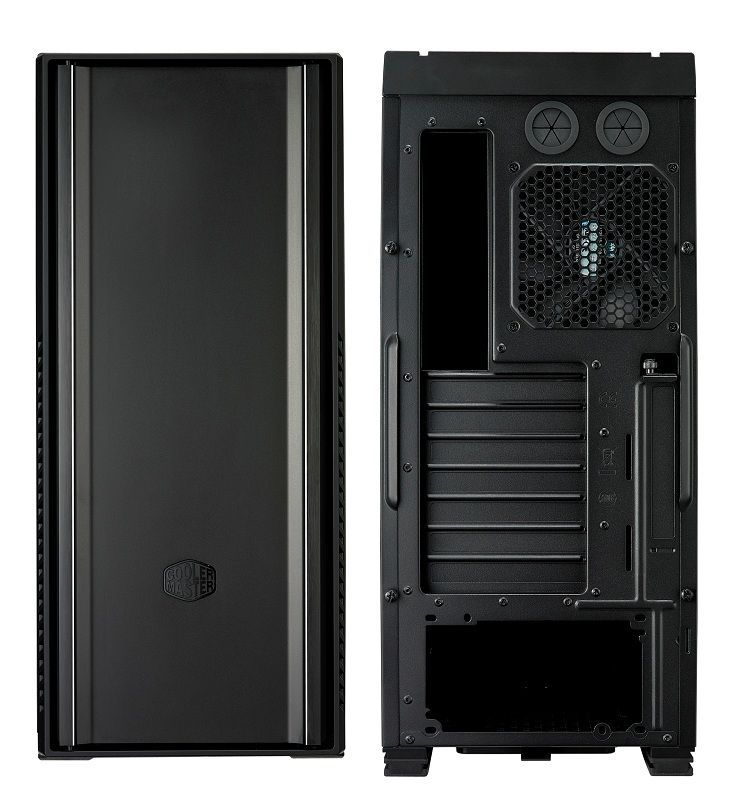 Cooler Master Boîtier PC Silencio 650