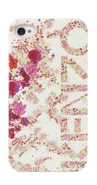 Coque Kenzo chiara blanche iPhone 4/4S