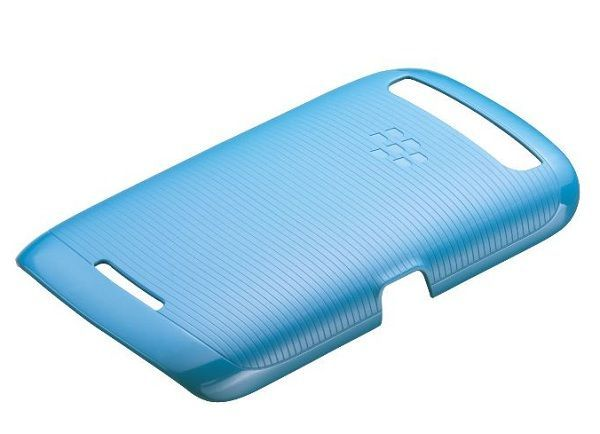 Coque rigide Bleu Ciel Blackberry Curve 9380