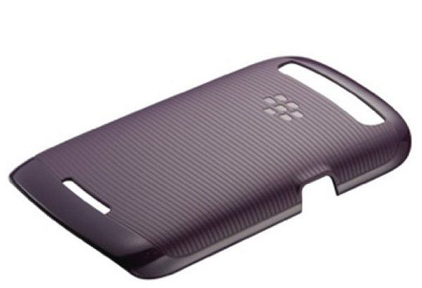 Coque rigide indigo Blackberry Curve 9360