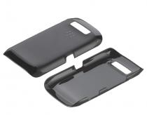 Coque rigide Noire Blackberry Torch 9860