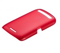 Coque rigide Rouge Blackberry Curve 9380