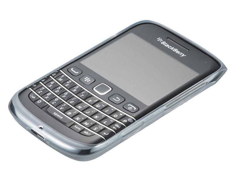 Coque rigide transparente Blackberry 9790 Bold
