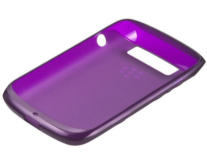 Coque semi-rigide Violette Blackberry 9790 Bold - ACC_41835_208