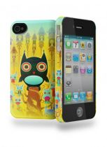 Cygnett Coque ICON Art Series Dr. Maybeos iPhone 4/4S