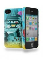 Cygnett Coque ICON Art Series Tea Party iPhone 4/4S