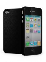 Cygnett Coque Imperial Noire iPhone 4/4S