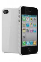 Cygnett Coque rigide AeroGrip Blanche iPhone 4/4S
