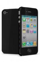 Cygnett Coque rigide AeroGrip Noire iPhone 4/4S