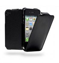 Cygnett Etui coque clapet noir Paparazzi iPhone 4/4S