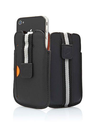 Cygnett Etui en cuir Boston Leather iPhone 4/4S