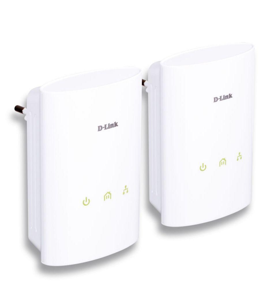 D-Link DHP-307AV Kit 2 Adaptateurs CPL 200 Mbps