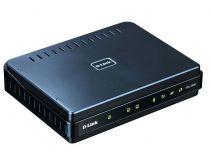 D-Link DSL-2680 Modem-Routeur ADSL2+ Wifi N 150 Mbps
