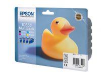 EPSON Multipack Série Canard - T0556