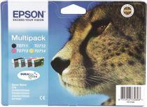 EPSON Multipack Série Guépard - T0715