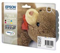 EPSON Multipack Série Ourson - T0615