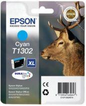 EPSON Serie Cerf - T1302 Cyan XL